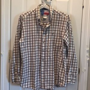 George Strait button down shirt